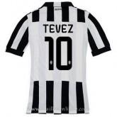 Nouvelle Collection Maillot Juventus Tevez Domicile 2014 2015