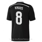 Nouvelle Collection Maillot Real Madrid Kroos Troisieme 2014 2015