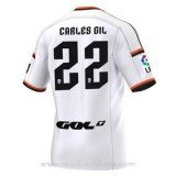 Nouvelle Collection Maillot Valence Carles Gil Domicile 2014 2015