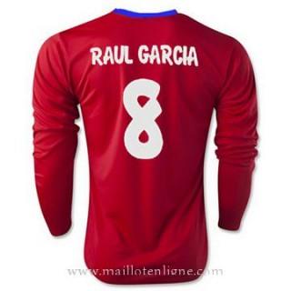 Nouvelle Maillot Atletico De Madrid Ml Raul Garcia Domicile 2015 2016