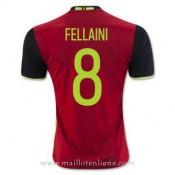 Nouvelle Maillot Belgique Fellaini Domicile Euro 2016