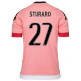 Nouvelle Maillot Juventus Sturaro Exterieur 2015 2016