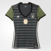 Nouvelles Maillot Allemagne Femme Exterieur Euro 2016