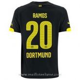 Officiel Maillot Borussia Dortmund Ramos Exterieur 2014 2015