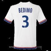 Officiel Maillot Lyon Bedimo Domicile 2015 2016