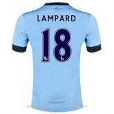 Officiel Maillot Manchester City Lampard Domicile 2014 2015
