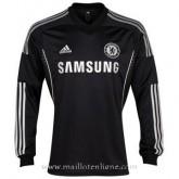 Original Maillot Chelsea Manche Longue Troisieme 2013-2014