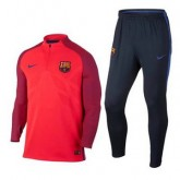 Original Maillot Formation Ml Barcelone Rouge 2016 2017