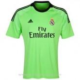 Original Maillot Real Madrid Vert 2013-2014
