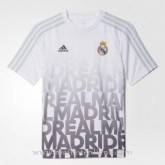 Paris Maillot Avant-Match Real Madrid Blanc 2016