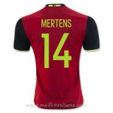 Prix Maillot Belgique Mertens Domicile Euro 2016