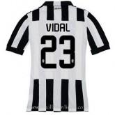 Prix Maillot Juventus Vidal Domicile 2014 2015