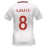 Promotions Maillot As Roma Ljajic Exterieur 2014 2015