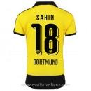 Promotions Maillot Borussia Dortmund Sahin Domicile 2015 2016