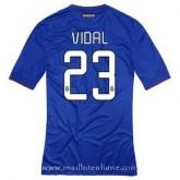 Promotions Maillot Juventus Vidal Exterieur 2014 2015