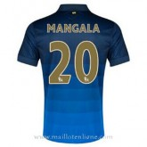 Promotions Maillot Manchester City Mangala Exterieur 2014 2015