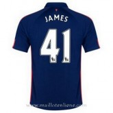 Promotions Maillot Manchester United James Troisieme 2014 2015