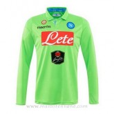 Promotions Maillot Napoli Manche Longue Goalkeeper 2014 2015