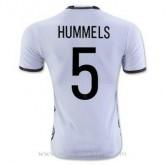 Remise Maillot Allemagne Hummels Domicile Euro 2016
