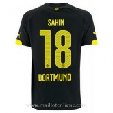 Remise Maillot Borussia Dortmund Sahin Exterieur 2014 2015