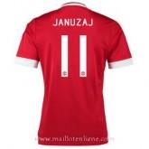 Site Officiel Maillot Manchester United Januzaj Domicile 2015 2016