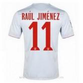 Solde Maillot Atletico De Madrid Raul Jimenez Exterieur 2014 2015