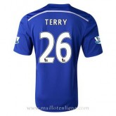 Solde Maillot Chelsea Terry Domicile 2014 2015