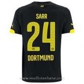 Soldes Maillot Borussia Dortmund Sarr Exterieur 2014 2015
