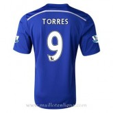 Soldes Maillot Chelsea Torres Domicile 2014 2015