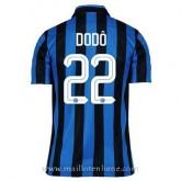 Soldes Maillot Inter Milan Dodo Domicile 2015 2016