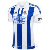 Soldes Maillot Real Sociedad Domicile 2015 2016