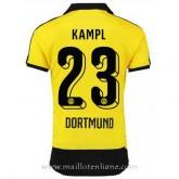 Vente Maillot Borussia Dortmund Kampl Domicile 2015 2016