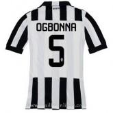 Vente Maillot Juventus Ogbonnr Domicile 2014 2015
