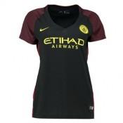 Vente Maillot Manchester City Femme Exterieur 2016 2017