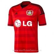 Vente Nouveau Maillot Bayer Leverkusen Domicile 2014 2015