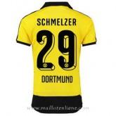 Vente Privee Maillot Borussia Dortmund Schmelzer Domicile 2015 2016