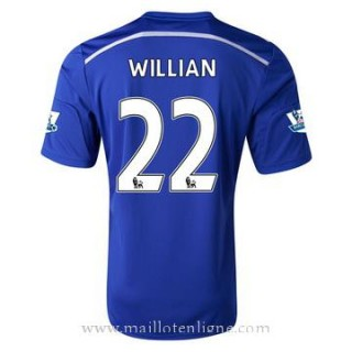 Vente Privée Maillot Chelsea Willian Domicile 2014 2015