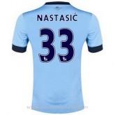 Vente Privée Maillot Manchester City Nastasic Domicile 2014 2015