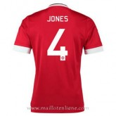 Vente Privee Maillot Manchester United Jones Domicile 2015 2016